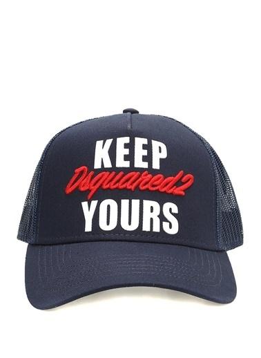 Dsquared2 Şapka Lacivert